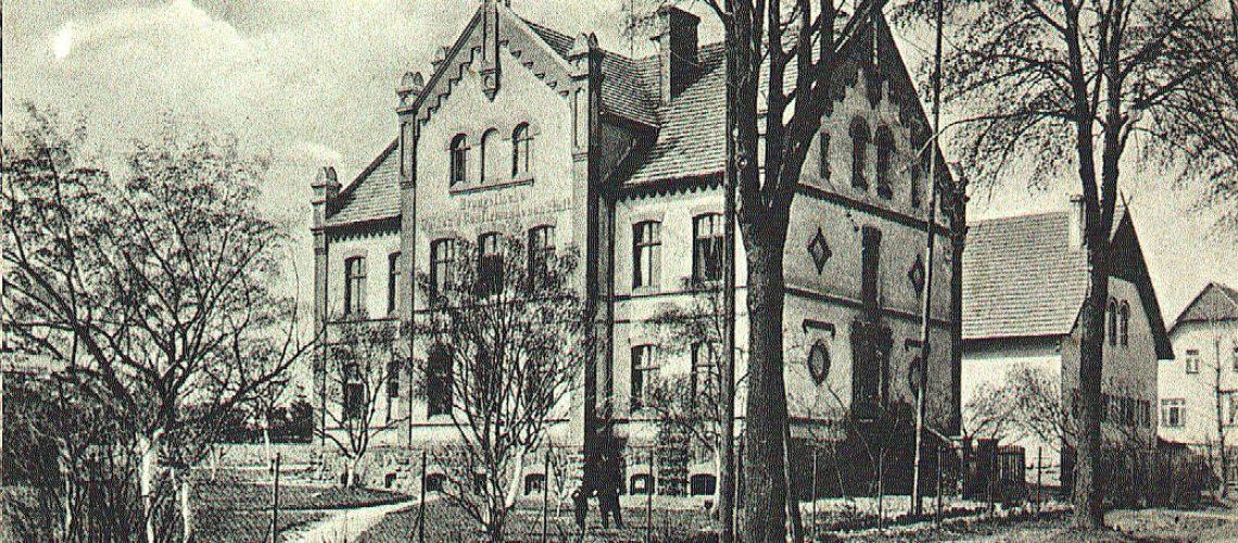 dawny dom sierot