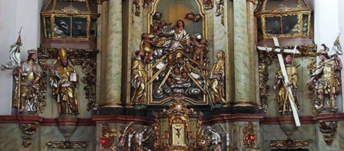 miniatura kościół